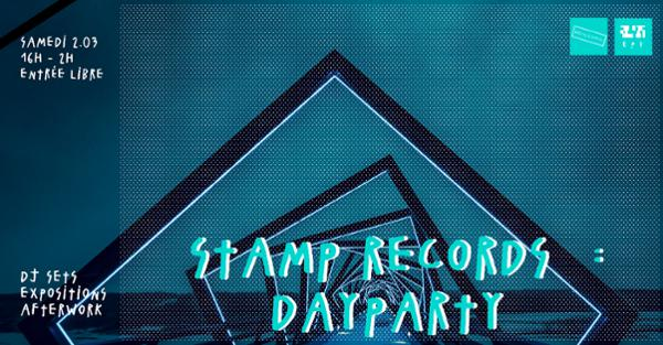 EP7 x Stamp Records: Day Party
