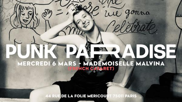 Mademoiselle Malvina   Punk Paradise