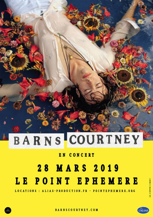 BARNS COURTNEY + BLACKWATERS + RETRO VIDEO CLUB