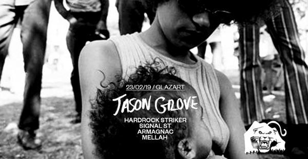 Skylax x Glazart : JASON GROVE Worldwide Première !