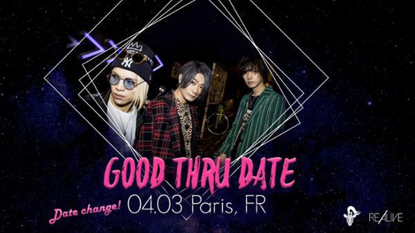 Good Thru Date EU TOUR Alex Skydda + Tohu Bohu Team