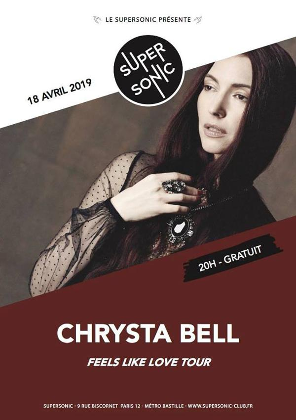 Chrysta Bell • Elise Melinand / Supersonic (Free entry)