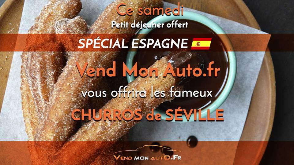 Samedi 09 Février - Spécial Espagne