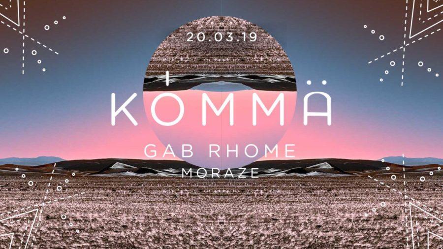 Gab Rhome & Moraze
