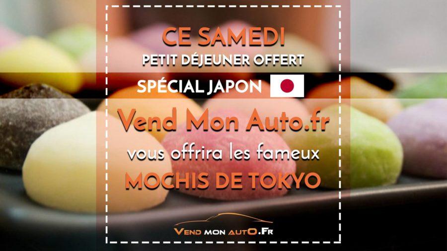 Samedi 30 Mars- Spécial Japon