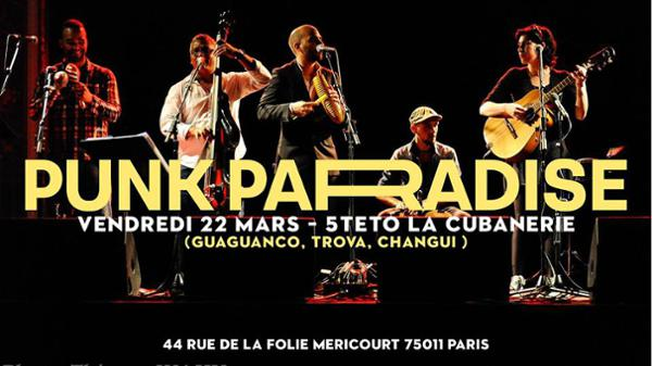 5teto La Cubanerie | Punk Paradise