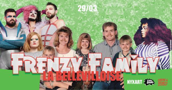 LA FRENZY FAMILY