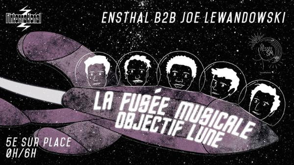 La FUSÉE musicale : Objectif Lune !