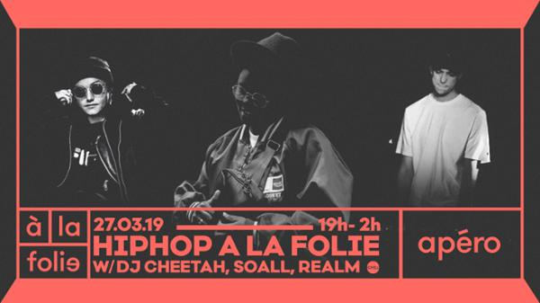 Hip Hop À La Folie