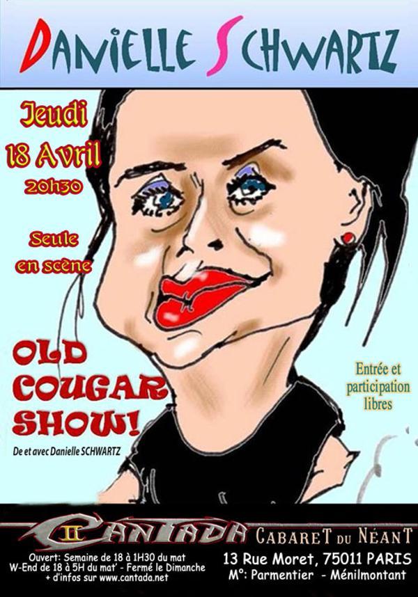 Danielle Schwartz/Old Cougar Show