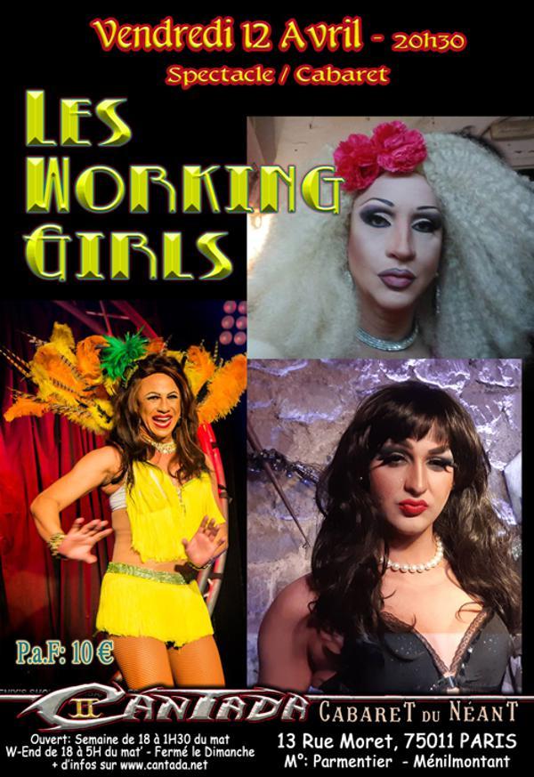Les Working Girls - cabaret
