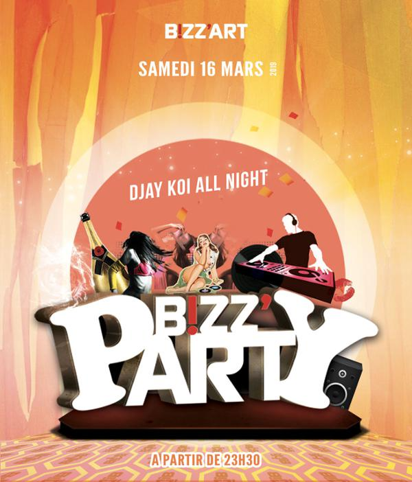BIZZ PARTY Feat. DJAY KOI