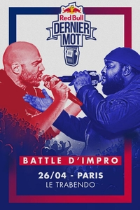 Red Bull Dernier Mot – Paris
