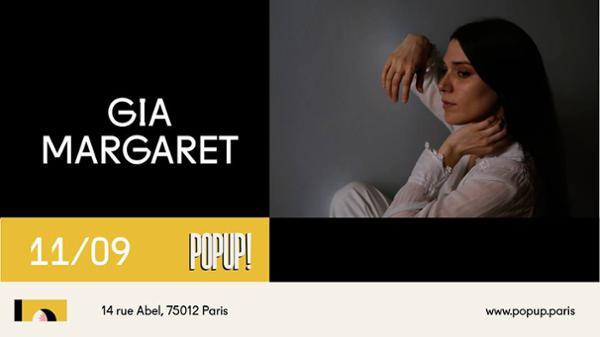 Gia Margaret // 11.09.19 // Popup!