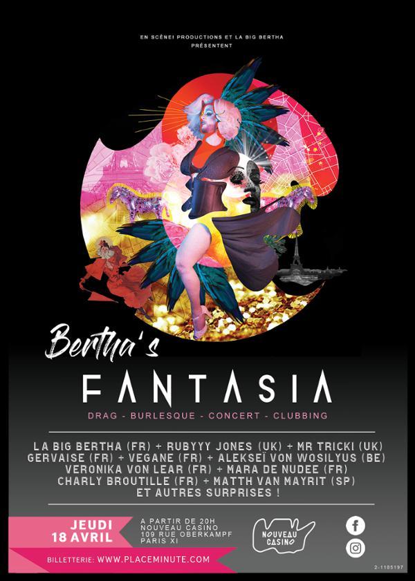 BERTHA'S FANTASIA