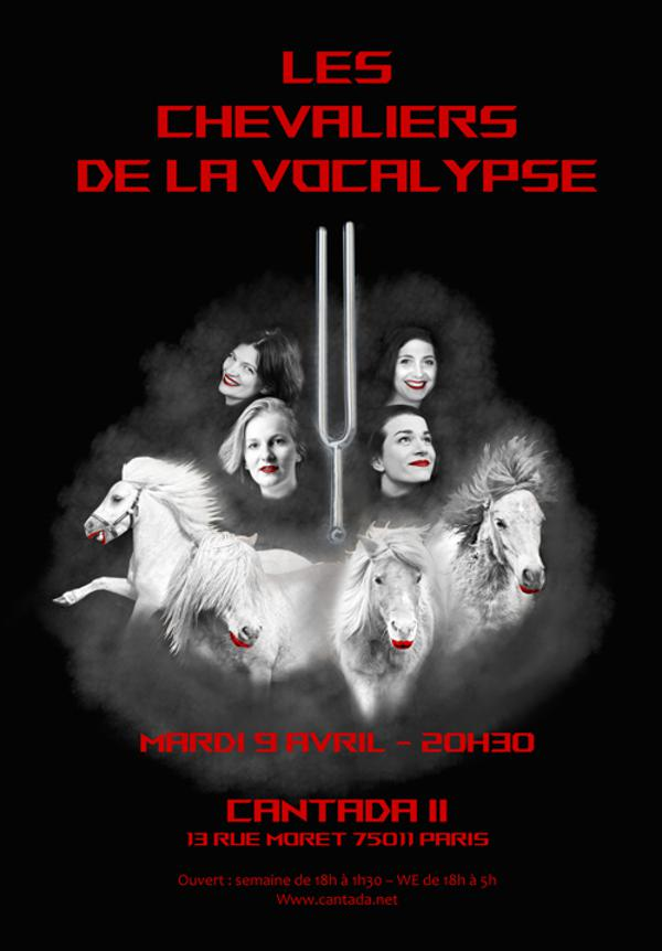 Les Chevaliers de la Vocalypse - concert