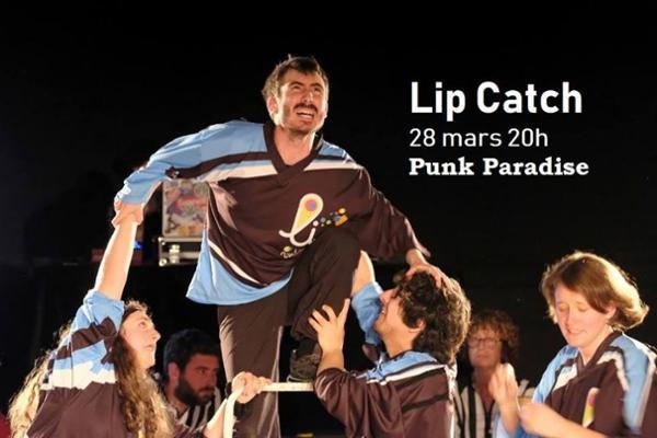Lip Catch