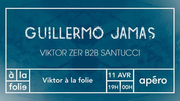 Viktor à la folie : Guillermo Jamas • Santucci