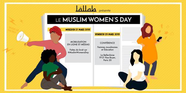 LALLAB PRESENTE : LE MUSLIM WOMEN'S DAY