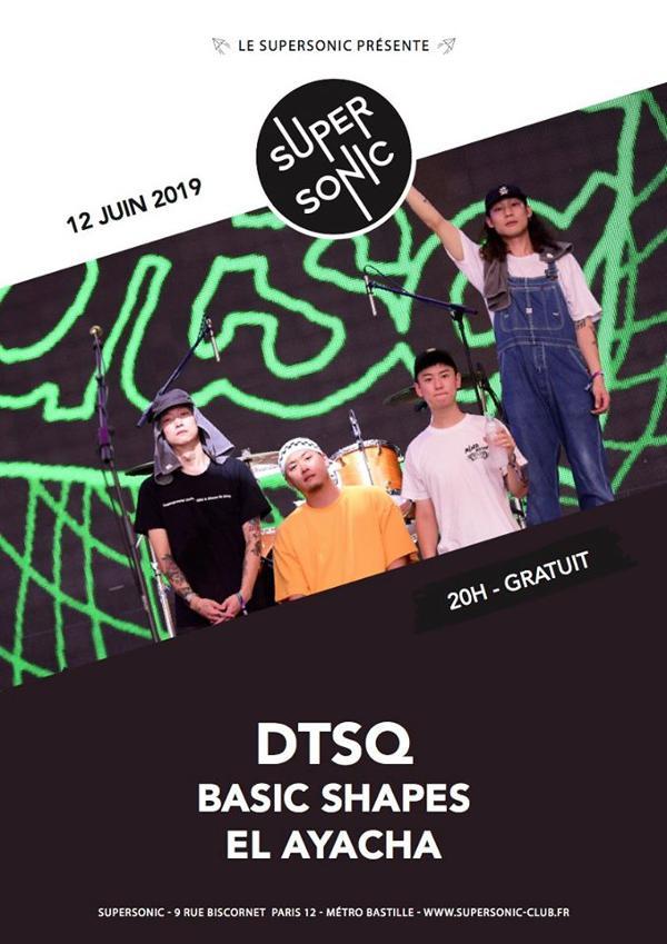 DTSQ • Basic Shapes • El Ayacha / Supersonic - Free