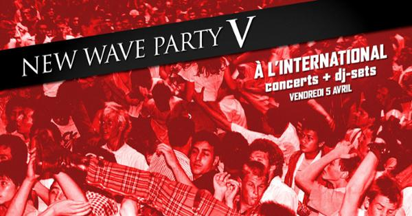 New Wave Party V