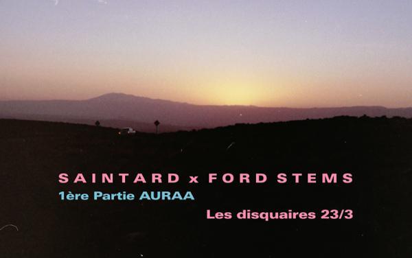 Saintard x Auraa