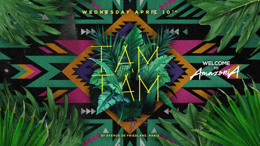 Mercredi 10 Avril x New TAM TAM