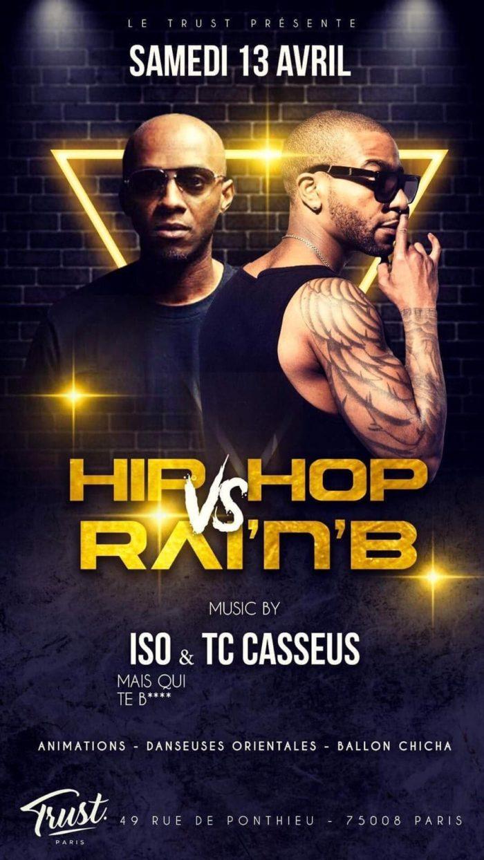 Amb Hip-Hop Rai'N'B