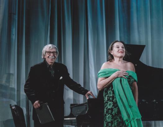 Concert à l'occasion de l'anniversaire de Eric Satie