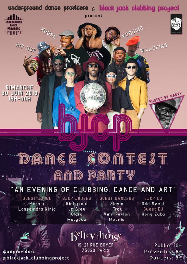 BJCP DANCE CONTEST #2