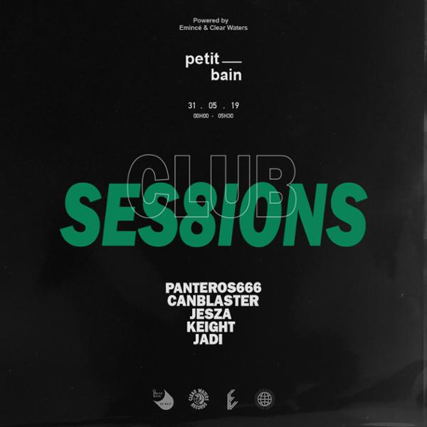 CLEARWATERS CLUB SESSIONS 08