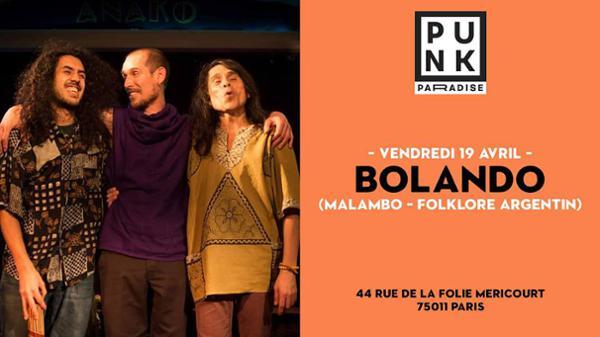 Bolando (malambo, folklore argentin) | Punk Paradise