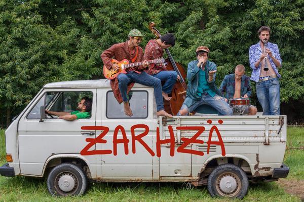 Zarhzä + Faz-B • L'Alimentation Générale