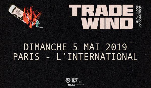 Trade Wind, Modern Color, Scott Ruth I 05.05.19 I Paris
