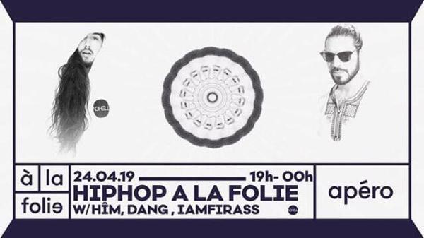 Hip Hop & BBQ à la folie
