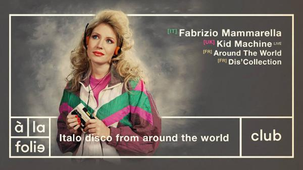 Italo disco from around the world