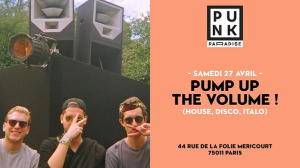 Pump Up The Volume! | Punk Paradise
