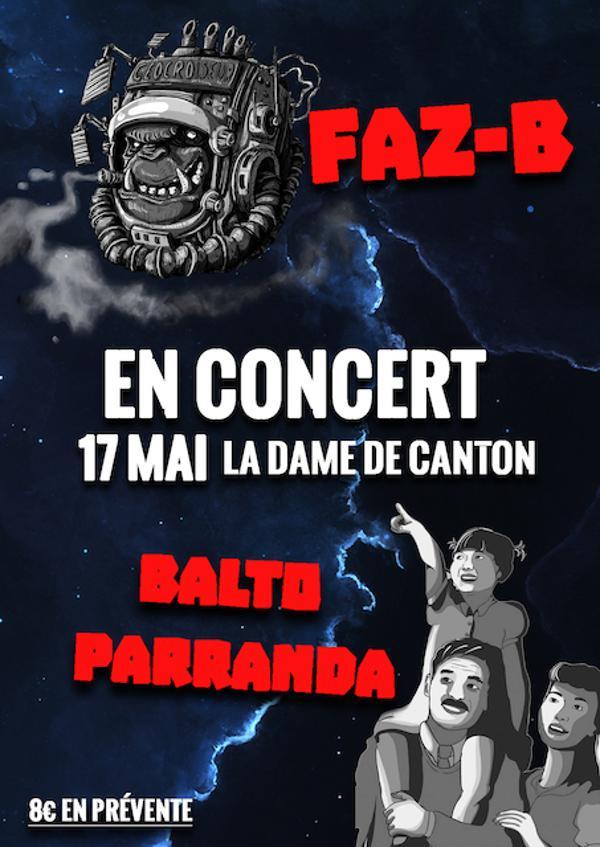 FAZ-B + BALTO PARRANDA