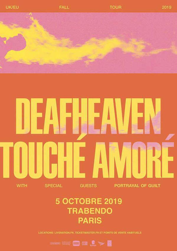 DEAFHEAVEN + TOUCHE AMORE
