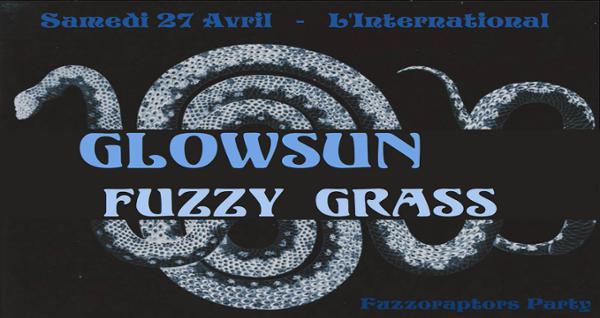 Glowsun  Fuzzy Grass  (+guest) ! [Fuzzoraptors Party]