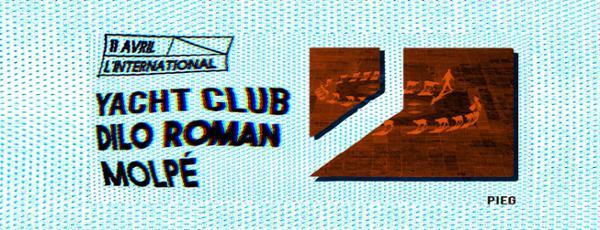 Yacht Club / Dilo Roman / Molpé