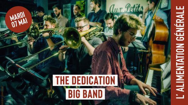 The Dedication Big Band // L'Alimentation Générale