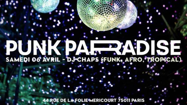 Dj Chaps (funk, afro, tropical) | Punk Paradise
