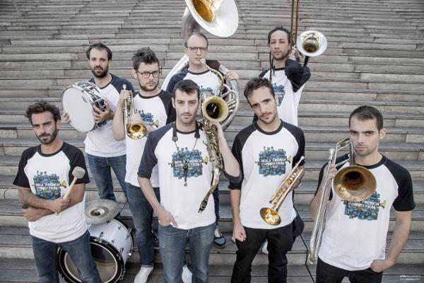 NOLA French Connection Brass band / L'Alimentation Générale