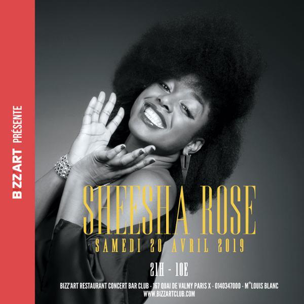 Scheesha Rose
