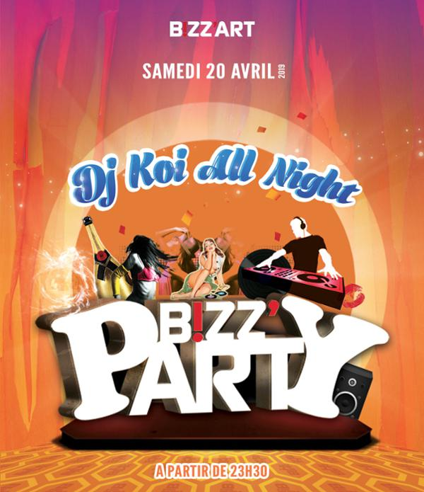 BIZZ PARTY ft. Djay Koi