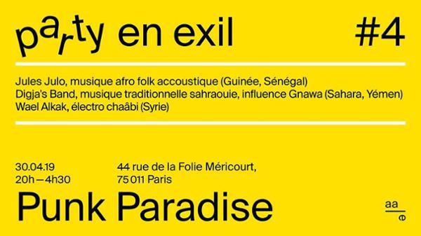 Party en Exil #4