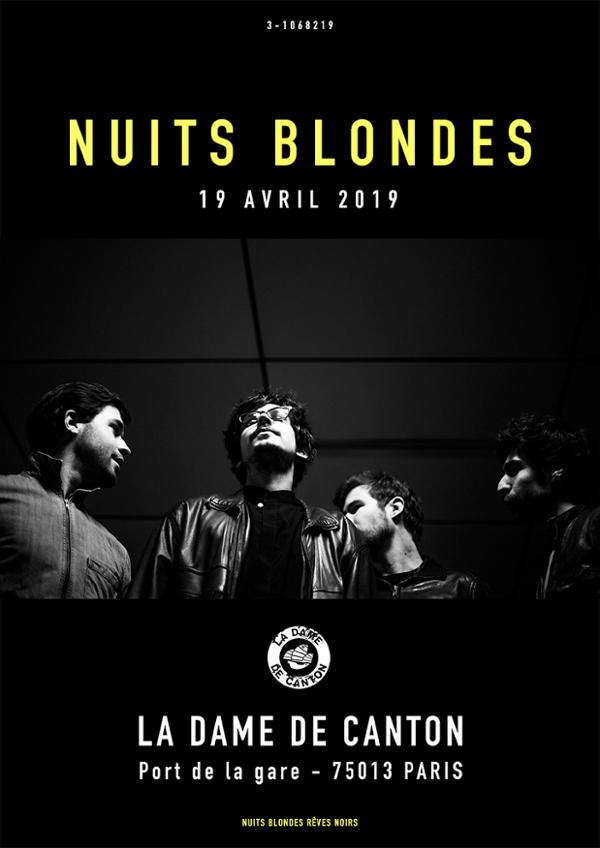 NUITS BLONDES