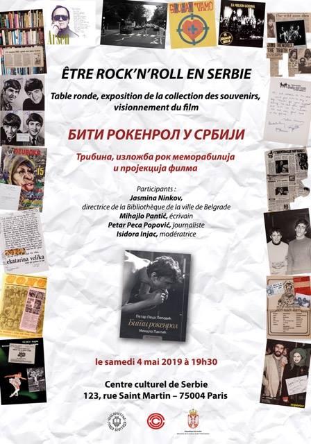 La route du rock en Serbie