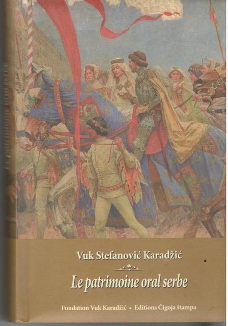 Présentation de la traduction française du volume « Le Patrimoine oral serbe »
